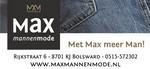 Max mannenmode
